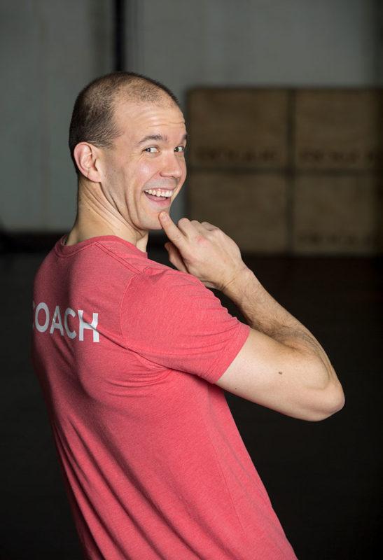 Philip Walters CrossFit Level 1 Trainer