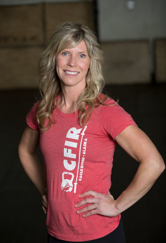 Briana Theis CrossFit Level 2 Trainer CrossFit Kids Trainer