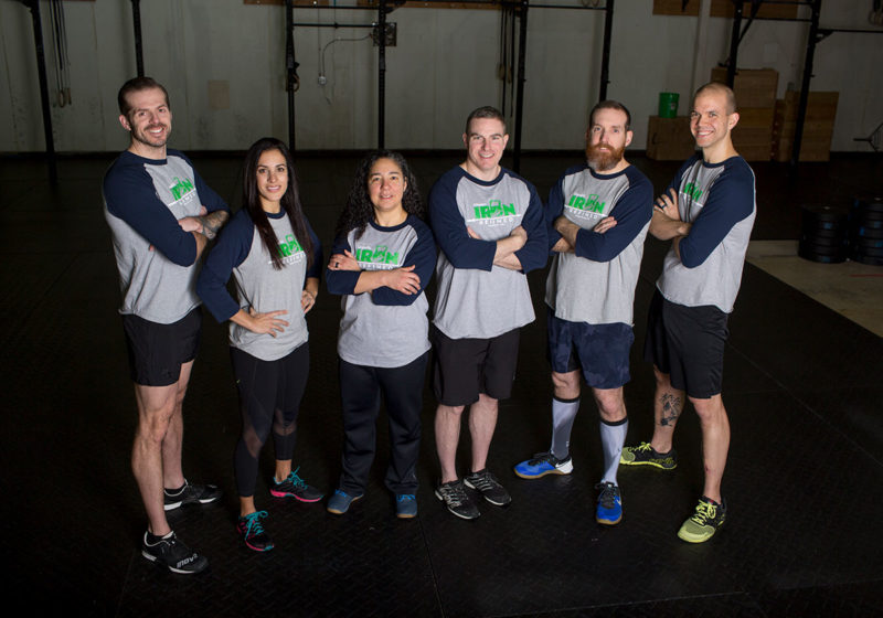 CrossFit Iron Refined Coaches