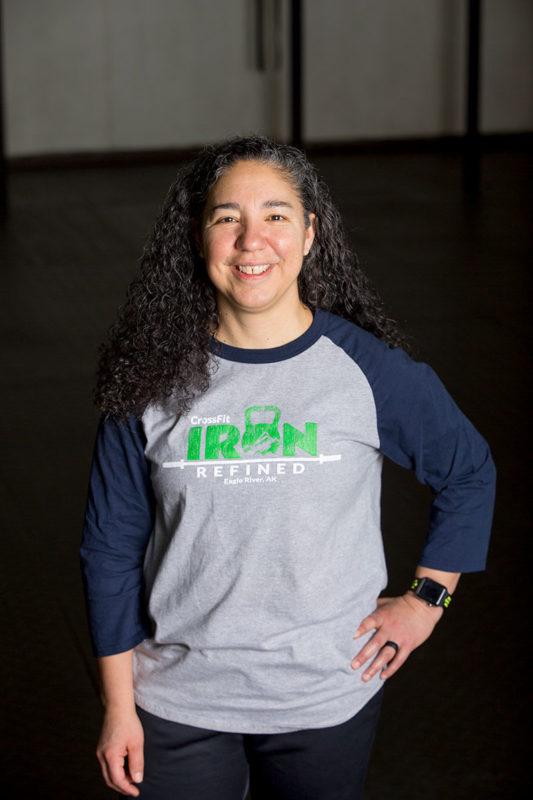 Erika Whittington CrossFit Level 1 Trainer