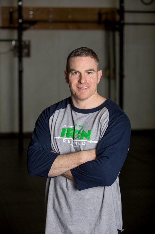 John Whittington CrossFit Level 1 Trainer
