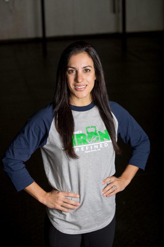 Marisa Lindsay CrossFit Level 2 Trainer