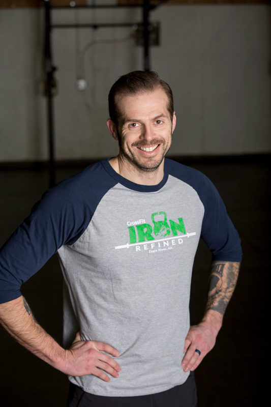 Mike Lindsay CrossFit Level 1 Trainer