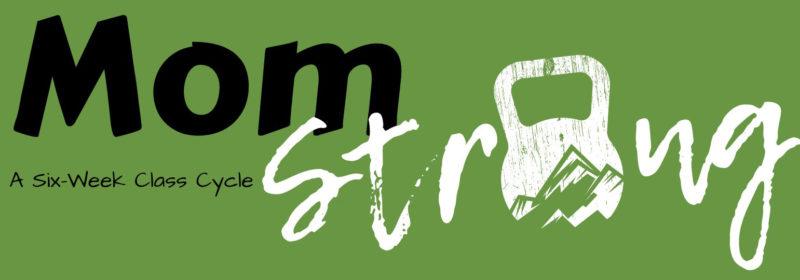 MomStrong Logo