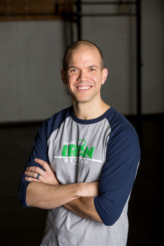 Philip Walters CrossFit Level 1 Trainer