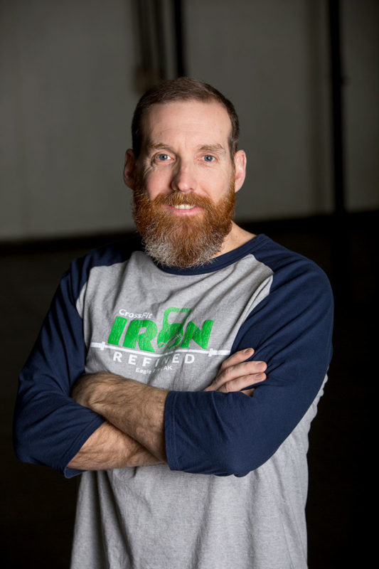 Travis Williams CrossFit Level 1 Trainer